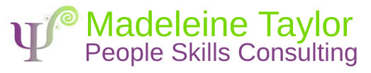 Madeleine Taylor People Skills Consulting