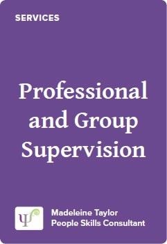 Professional and Group supervision